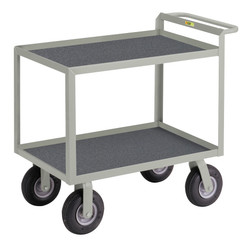 Instrument Cart w/Hand Guard