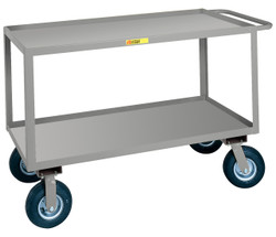 Little Giant Flush Handle Cart