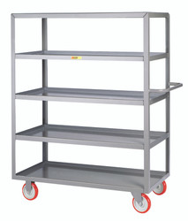 Service Cart w/5 Shelves
