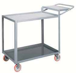 Order Picking Cart w/Writing Shelf