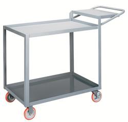 Order Picking Cart w/Writing Shelf