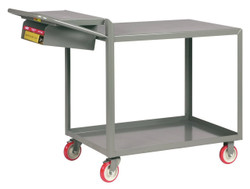 Order Picking Cart w/Storage Pocket
