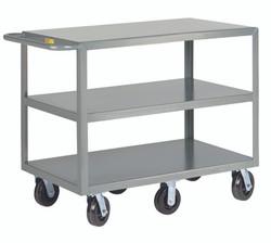 Shelf Truck w/6 Wheels