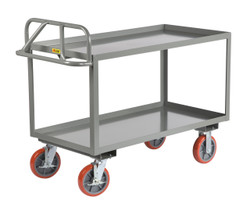 Industrial Cart w/Ergonomic Handle