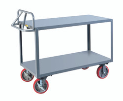 Little Giant Ergonomic Handle Cart