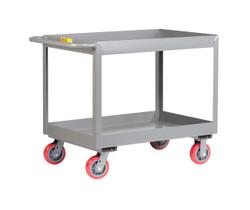 """Little Giant 3"""" Deep Shelf Cart"""