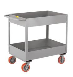Industrial Shelf Cart