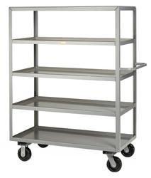 Little Giant 5 Shelf Cart