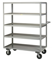 5 Shelf Industrial Cart