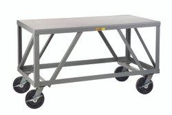 Little Giant Extra Heavy Duty Mobile Table