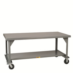 Workbench with Casters