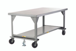 Little Giant Workbench with Wheels