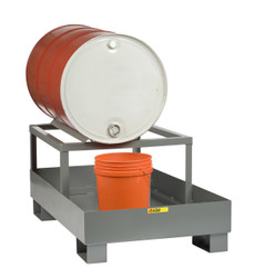 Spill Pallet Drum Rack