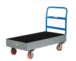 2 Drum Spill Control Cart
