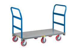 Platform Truck w/6 Wheels