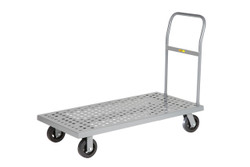 Perforated Deck Cart