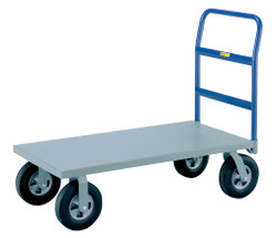 Cushion Load Platform Cart