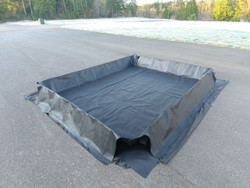 Spill Containment Berm