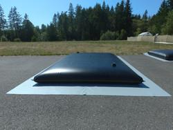 25,000 Gallon Potable Water Pillow Tank