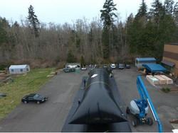 15,000 Gallon  Water Tank