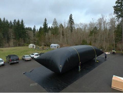 Grey Water Storage Tank