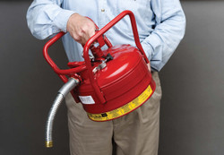 2.5 Gallon D.O.T. Safety Can