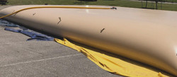 Military Potable Water Pillow Tank 20,000 Gallons