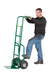 Hand Truck w/Pneumatic Wheels