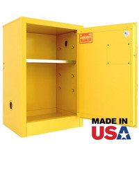 12 Gallon Flammable Storage Cabinet