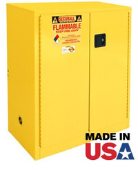 30 Gallon Safety Cabinet