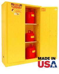 45 Gallon Self Close Storage Locker