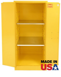 Large Flammable Cabinet