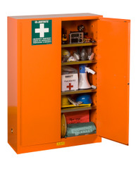Emergency Storage Cabinet
