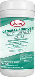 General Purpose Disinfecting Wipes