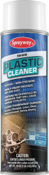 Plastic Cleaner Aerosol Spray
