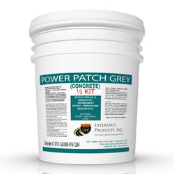 Power-Patch Concrete Epoxy Half Kit - Grey
