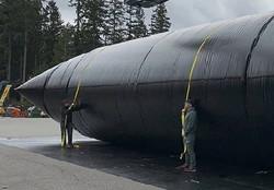 50,000 Gallon Water Storage Bladder