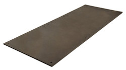 3' x 8' Ground Protection - Both Sides Smooth