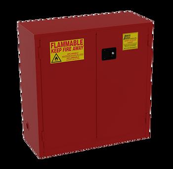 Jamco 120 Gallon Paint Storage Cabinet