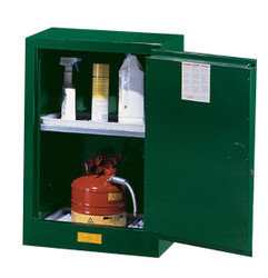 Justrite Counter Top Pesticide Cabinet