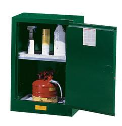 Justrite 12 Gallon Pesticide Storage Cabinet