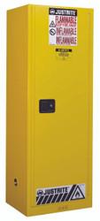 Justrite 22 Gallon Storage Cabinet
