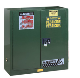 30 Gallon Pesticide Storage Cabinet