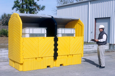 Ultratech Twin IBC Hardtop Unit