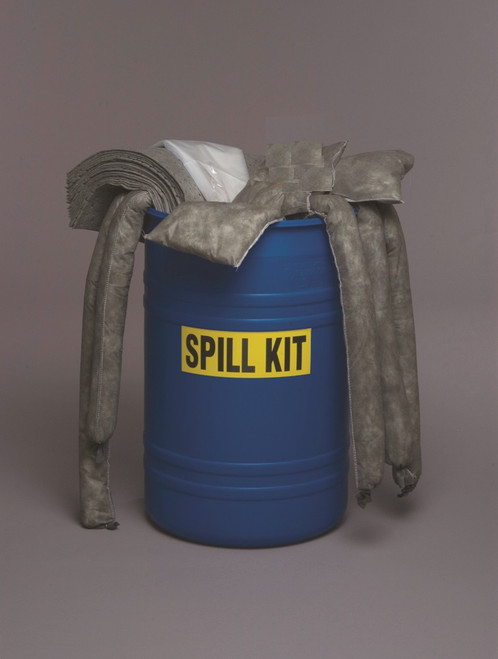 55 Gallon Fuel Spill Kit