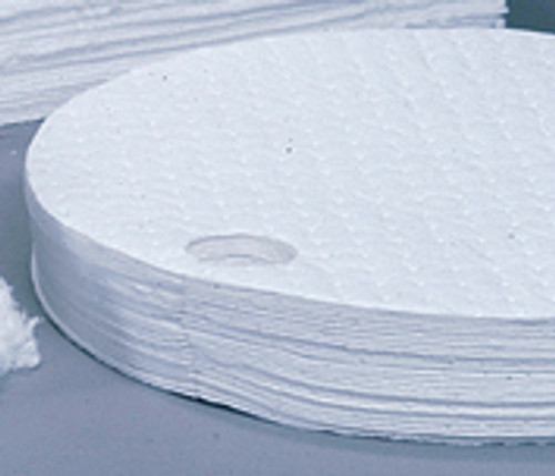 ODTP-25 Oil Only Drum Top Sorbent Pads