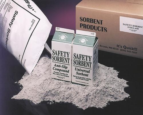 Safety Sorb Granular Absorbent