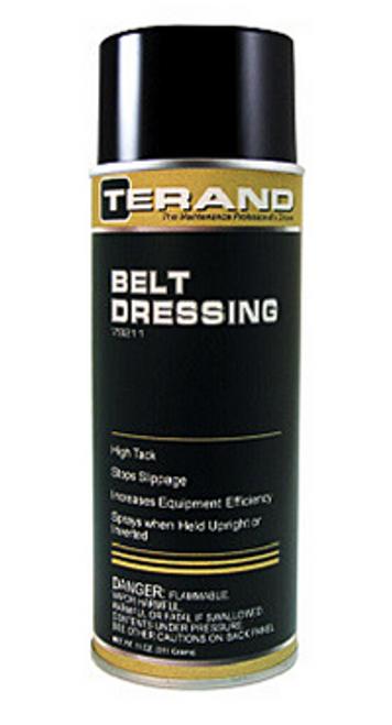 Aerosol Belt Dressing