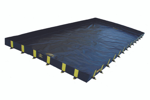 Justrite Secondary Spill Containment Berm