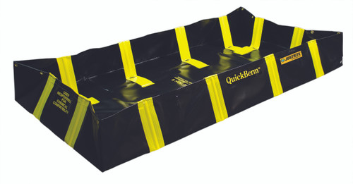 Justrite QuickBerm w/Wall Supports
